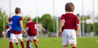 Obóz piłkarski dla dzieci